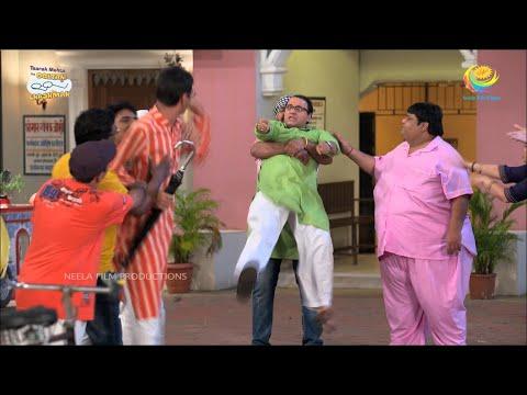 Download Bhide & Popatlal Fight in Gokuldham   POPATLAL - BHIDE   Taarak Mehta Ka Ooltah Chashmah