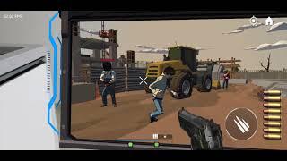 AR Cop Gameplay