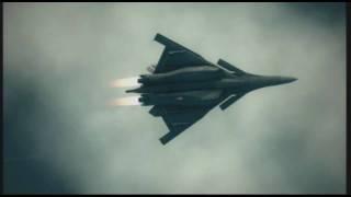 Ace Combat 6 CFA-44 Nosferatu