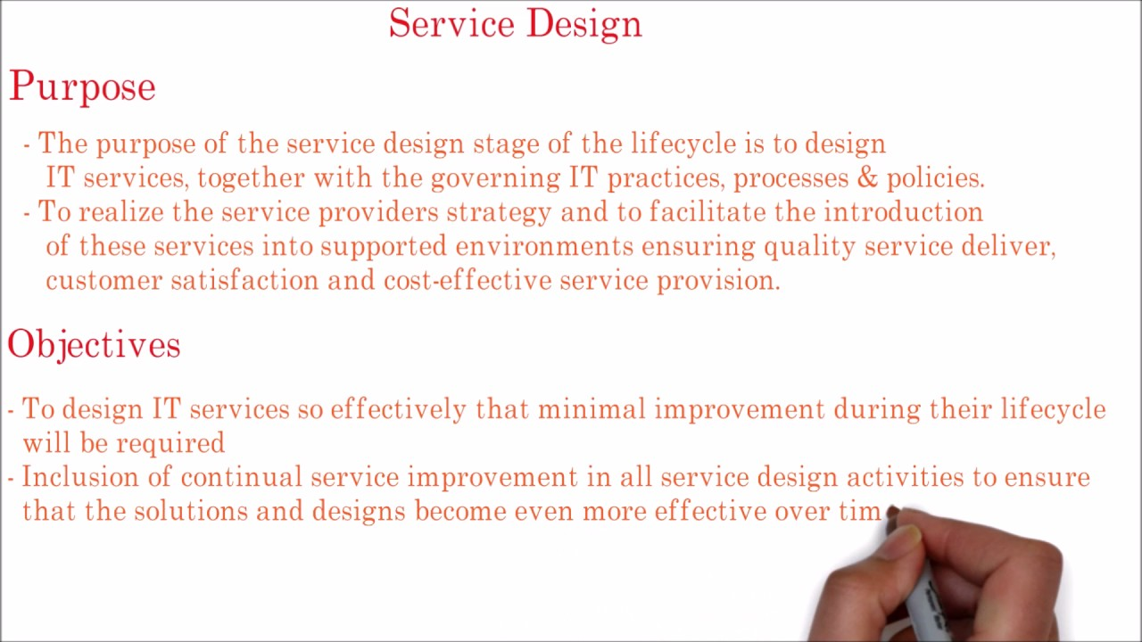14 itil foundation tutorial what is service design purpose itil foundation tutorial what is service design purpose objectives roles 1betcityfo Images