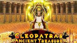 Cleopatra's Ancient Treasure - Slot Game - CasinoWebScripts