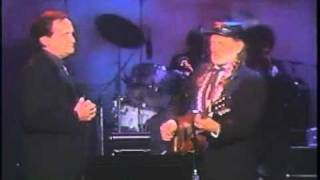WILLIE NELSON,ROGER MILLER - OLD FRIENDS