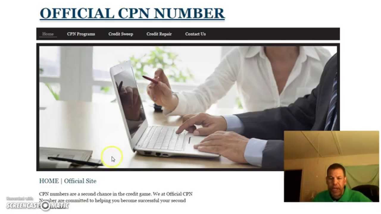 CPN Number $99: Get a new credit profile