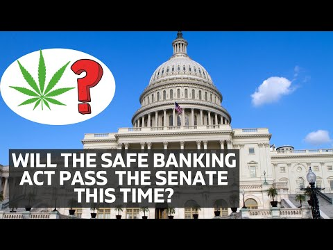 420 Eve Special! SAFE BANKING passes the US House for the 4th time! Will it pass the Senate?
