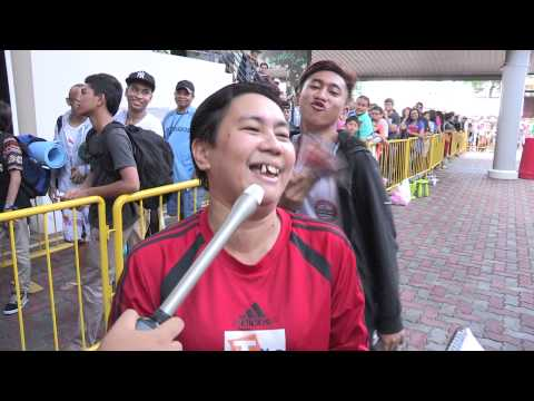 AFF Suzuki Cup 2012 Final: Epic Turnout By Singapore Fans