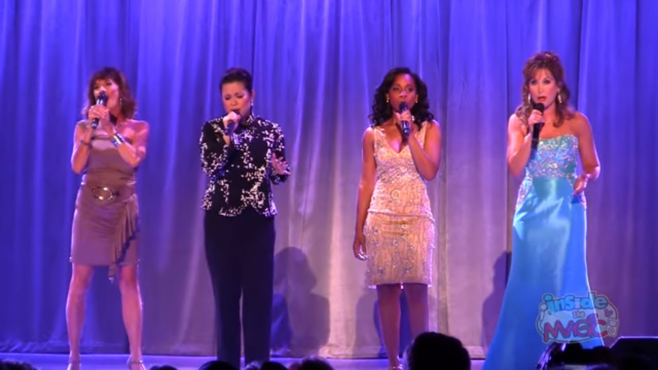 Disney Princess Voices Sing Together At The 2011 D23 Expo