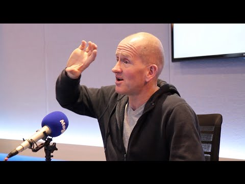 Eddie the Eagle talks the truth behind his name and the olympics