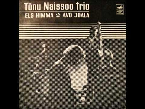 Tõnu Naissoo Trio (FULL ALBUM, avant-garde jazz / soul-jazz, Estonia, USSR, 1970)