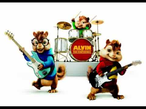 Avril Lavigne - Alice (Chipmunks version)