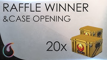 CS:GO Skin Raffle #01 Winner & Case Opening | [German] [Full-HD] | Molten Pixel TV