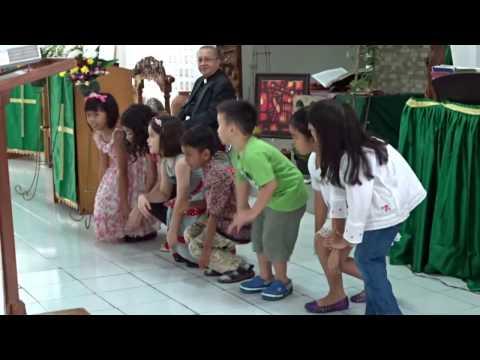 Deep Down in My Heart - Anak-Anak Sekolah Minggu GKI Menteng
