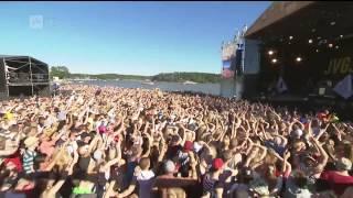 JVG - Tuulisii ft. Pete Parkkonen (Ruisrock 2015)
