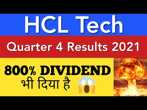 HCL TECH Q4 RESULTS 2021 • HCL TECH SHARE NEWS TODAY • PRICE TARGET ANALYSIS • HCL TECHNOLOGIES