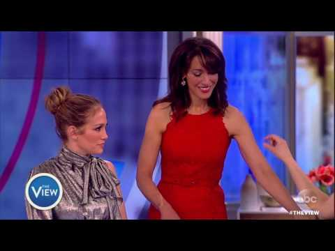 Jennifer Lopez, Jennifer Beals Play 'Name That Dance' | The View