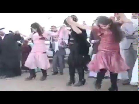 Dancing in Kocho Shingal before the Yezidi Genocide Aug 3 2014