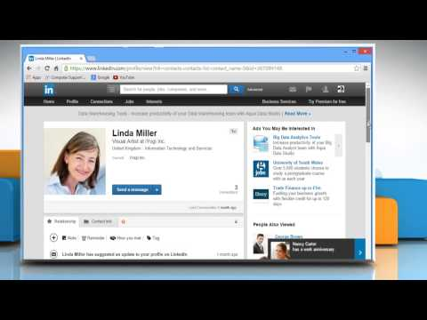 How to block a member in LinkedIn®