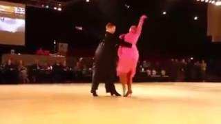 Вот это танец!