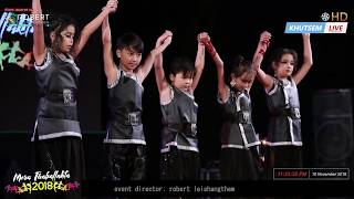 Group Dance Choreographed by Romen Razz(Edited Version) | Dance Factor | Mera Thaballakta 2018
