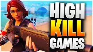 HOW TO GET YOUR FIRST 20 KILL GAME! Pro Tips For Getting High Kill Games! (Fortnite Battle Royale)