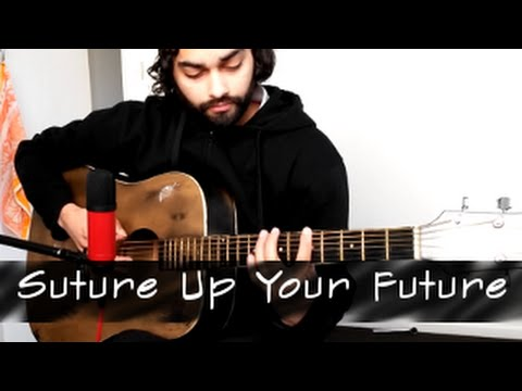 Suture Up Your Future - QOTSA cover by Chordings