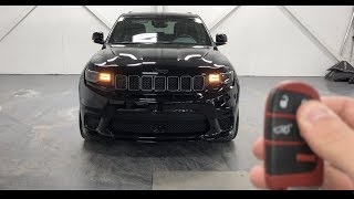 2018 Jeep Grand Cherokee TrackHawk - Revs + Walkaround in 4K