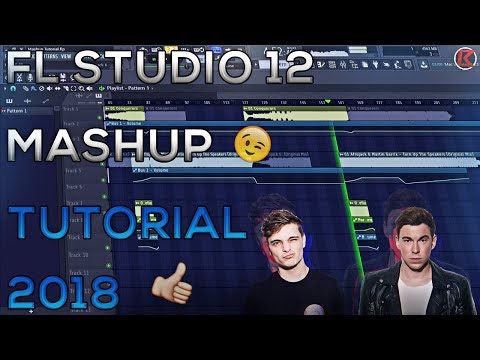 Mashup Tutorial | FL Studio 12 | (Conquerors & Turn Up The Speakers) 2018