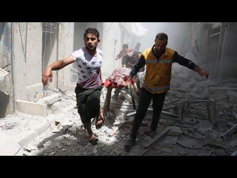 إطلاق مبادرة دولية في باريس لملاحقة المسؤولين عن هجمات كيميائية في سوريا  - نشر قبل 1 ساعة
