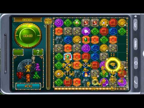 Treasures Of Montezuma 2 (Android, J2ME)