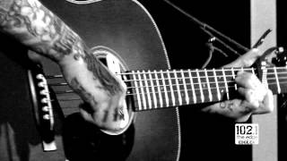 City and Colour - The Golden State (Up Close and Personal at the Edge)