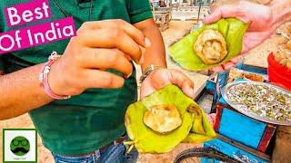Best Pani Puri Gol Gappe Around India Part 2 Indian Street Food Veggie Paaji
