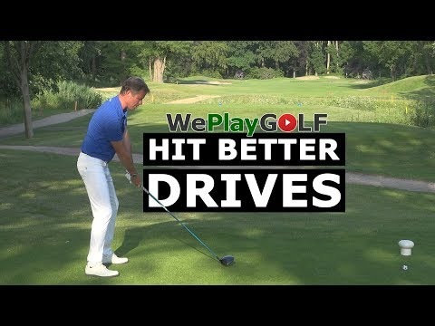 Improve your DRIVER DISTANCE – pre shot routine exercise
