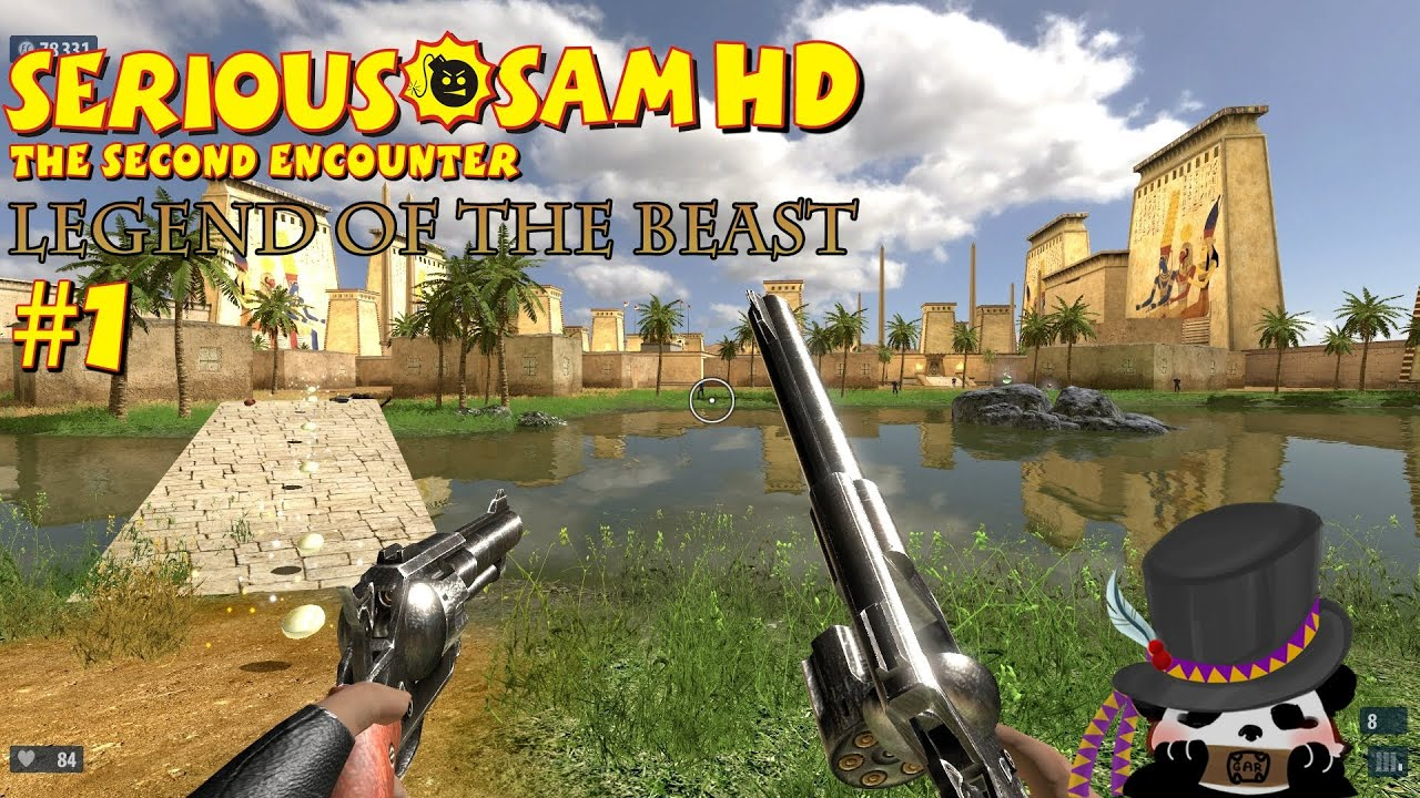Wallpaper Hd Pc 2014 Serious Sam Hd The Second Encounter Legend Of The Beast