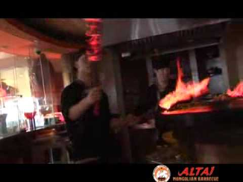 THE ART OF MONGOLIAN GRILL 3( Formerly Barbegue )