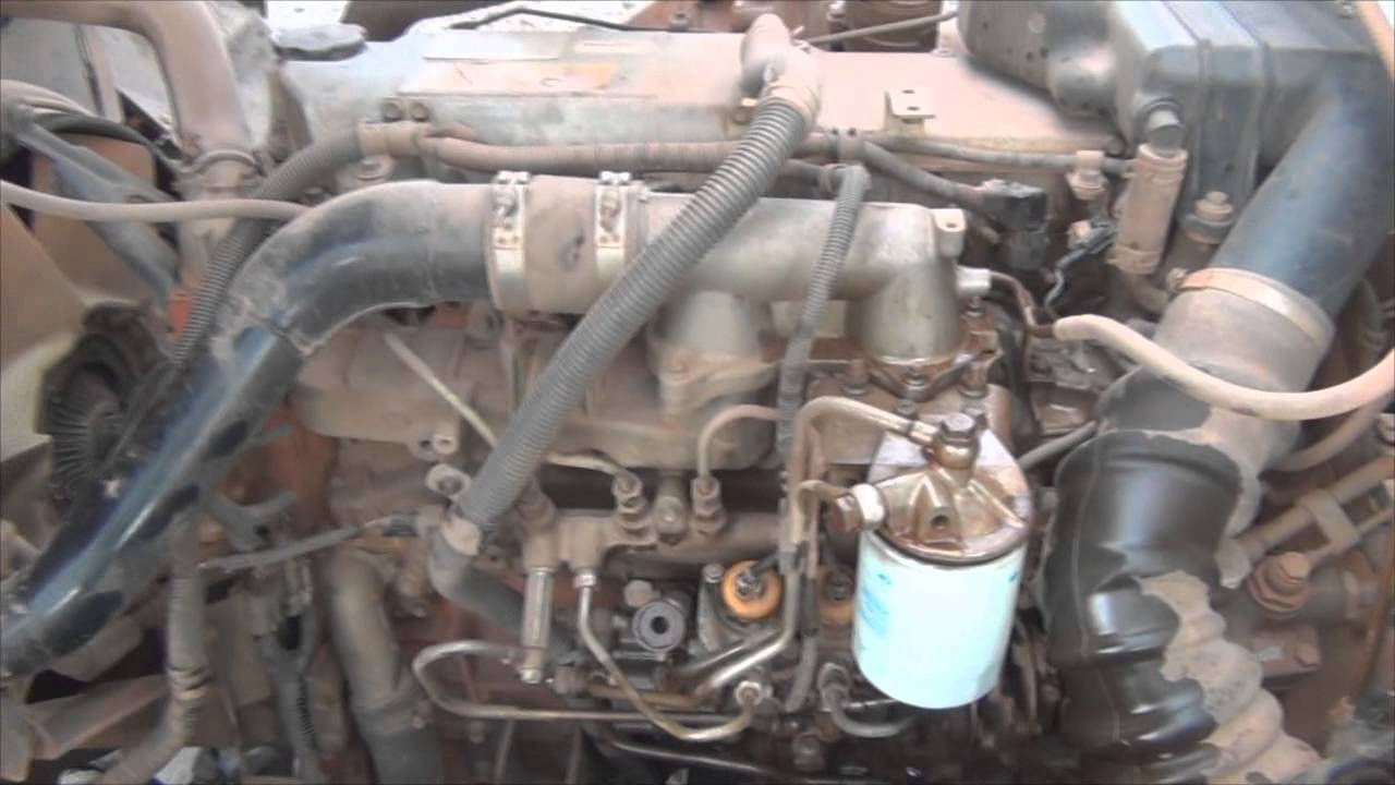 Bleeding Modern Diesel, Isuzu Sitec Engine Woes  YouTube