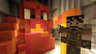 Minecraft Xbox - Survival Madness Adventures - Volcano Man [327]