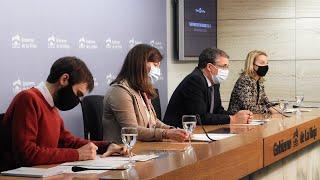 Balance de la campaña de vacunación frente al COVID-19 en La Rioja