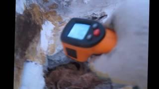 видео Что делать, если промерзают стены