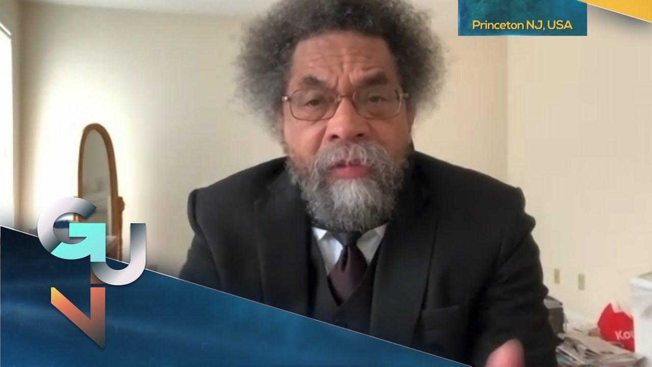 Prof. Cornel West: Joe Biden a Neoliberal Disaster, Donald Trump a Neofascist Catastrophe!