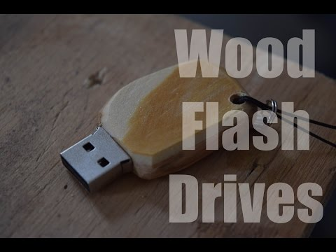 DIY Wooden Flash Drive