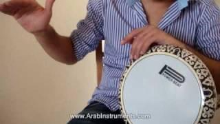 Darbuka Belly Dance - Darbuka Lesson 5 - Solo Darbuka - Darbuka Music