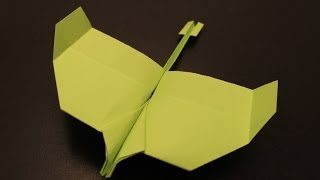 How to make the fastest paper plane