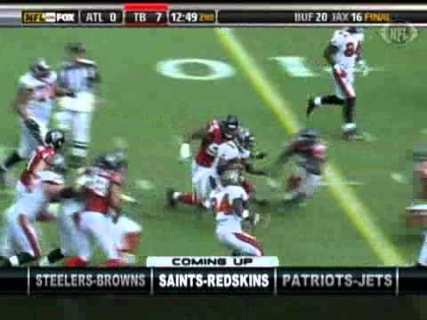 Griese and Bucs over Falcons 2008