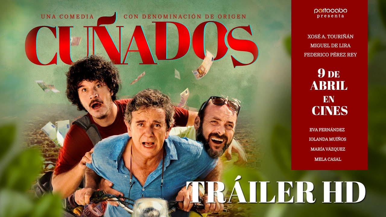 CUÑADOS. Tráiler oficial (VE). 9 de abril en cines
