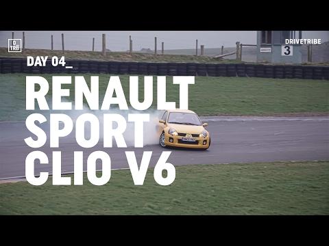 Фото к видео: Renault Sport Clio V6