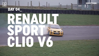 Renault Sport Clio V6 | 12 Days of Driftmas – Day 4