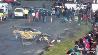 Denis Murphy Epic Drift Crash