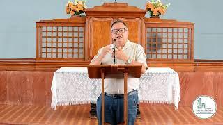 Estudo Bíblico - Rev. Robson Pires Gripp - 10/06/2020