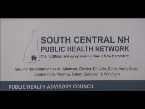 South Central New Hampshire Public Health Network Presentation