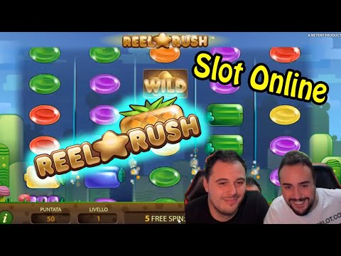 WE'RE TRYING REEL RUSH STARTING WITH €300 - 동영상