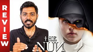 The Nun Review by Maathevan | Galatta Movie Review | MR 14